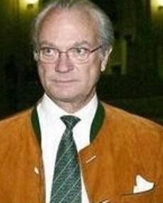El rey Carlos Gustavo de Suecia cuida sus negocios inmobiliarios. (Foto: Agencias)
