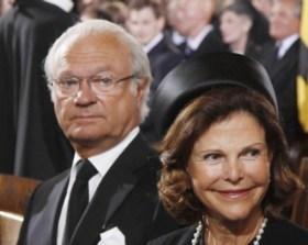 No tenían sitio para Carlos Gustavo y Silvia de Suecia en un restaurante alemán. (Foto: Agencias)