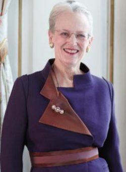 La reina Margarita II de Dinamarca cumple 70 años el 16 de Abril. (Foto: Cortesía Casa Real)