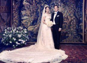 La boda de la princesa Magdalena con Christopher O'Neill tuvo lugar el 8 de junio del 2013 y costó 11 millones de coronas suecas, (1,18 millones de euros). - Foto: Kungahuset.se