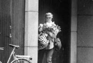 Doris Hopp era la «madame» o encargada del prostíbulo que conocía a todos los clientes y sus secretos. (Foto: archivo)