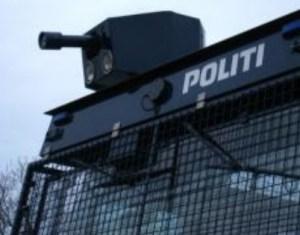 La Policía danesa se ha preparado bien para los disturbios. (Foto: JM Noticias)