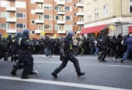 Manifestación en Copenhague -10