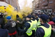 Manifestación en Copenhague -7