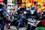 Manifestación en Copenhague -8