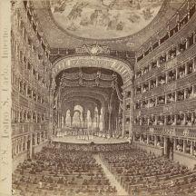 19. Teatro San Carlo de Naples au 19ème siècle