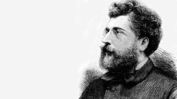 01. Georges Bizet, Portrait en 1875