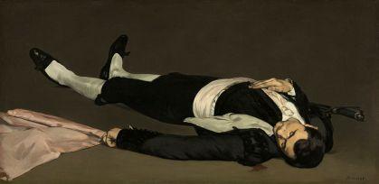 08. Edouard Manet, Le torrero mort, 1864