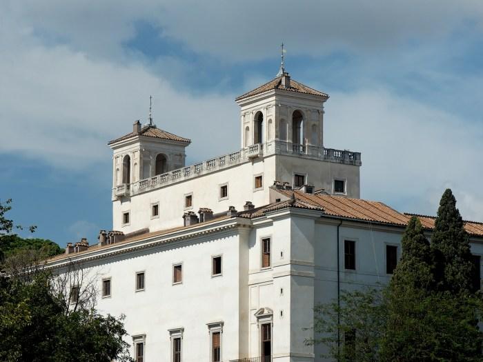 13. Villa Médicis à Rome
