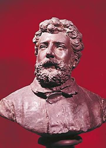 44. Buste de Bizet