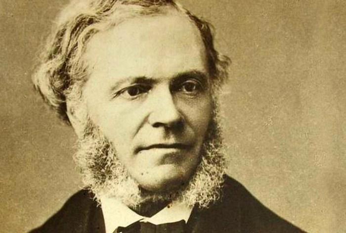 60. César Franck, Portrait