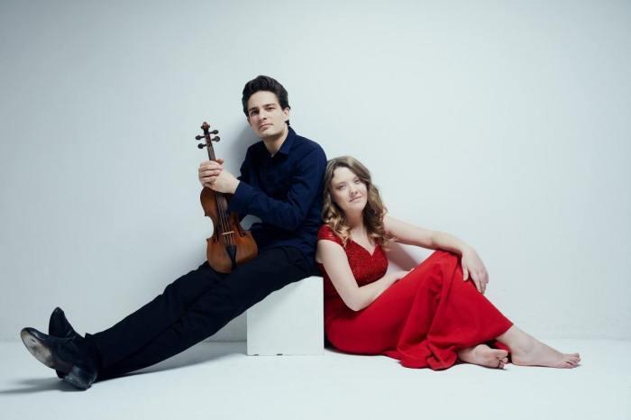 Daniil Arseniev et Polina Alexandrova