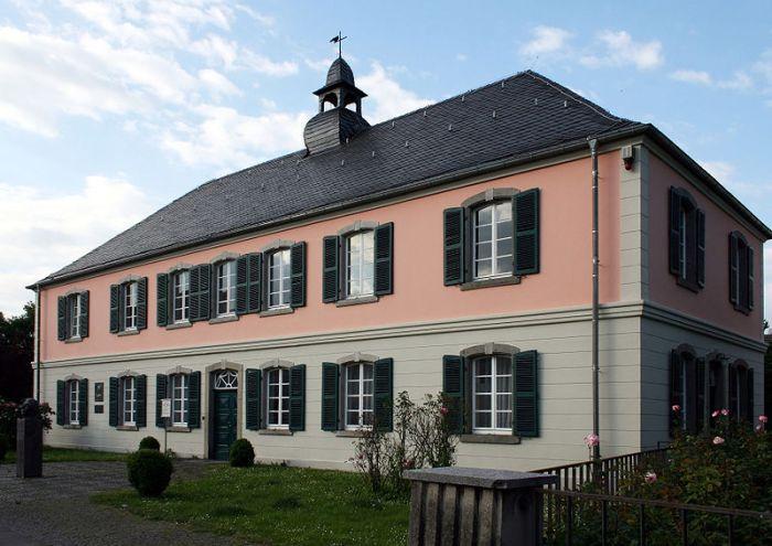 52c. Clinique de Dr Richartz à Endenich près de Bonn