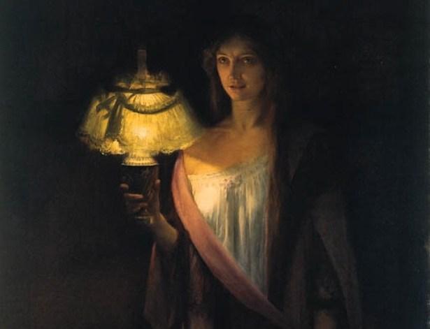 67c. Édouard Rosset-Granger (1853-1934), La Somnanbule (1897)a