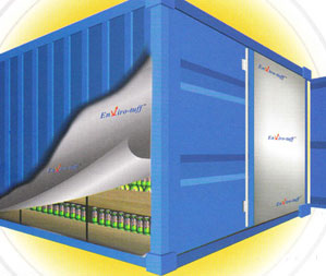 Envirotuff Thermal Container Liner
