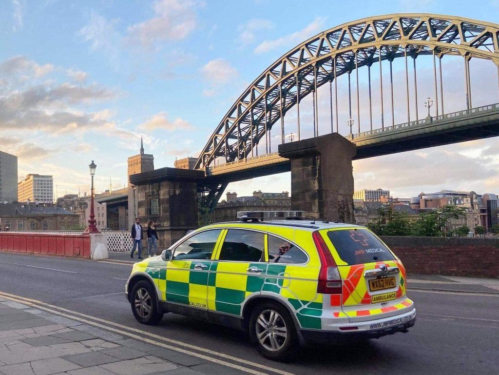 Newcastle Ambulance