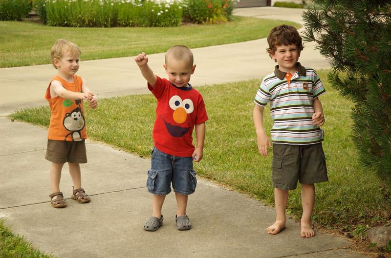 3 cousins