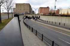 Viaduc Chabanel, Montréal, 2015
