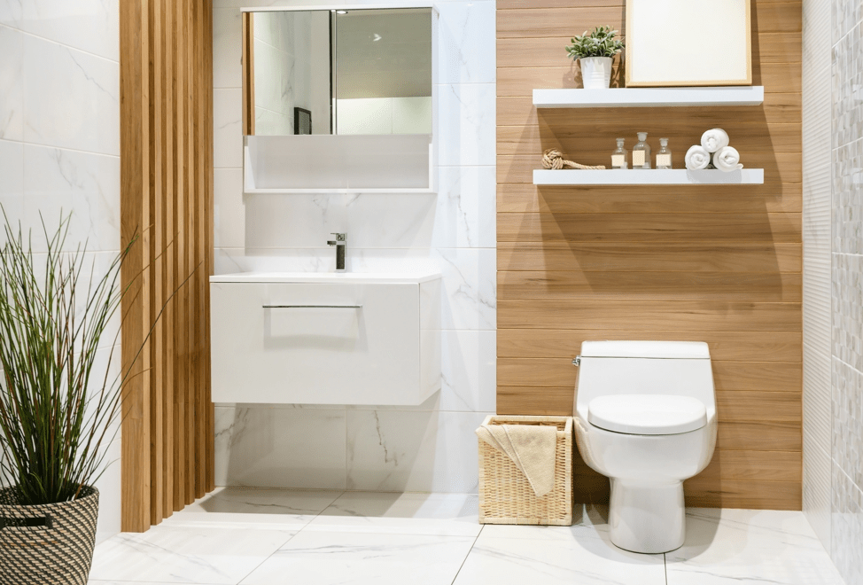 Trendy Design Ideas For Small Bathrooms In Milwaukee Jm Remodeling
