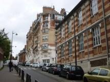 Quartier De La Mouzaia Le Renard Parisien