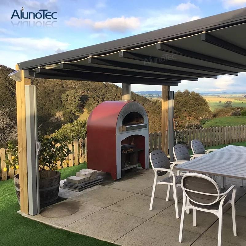 outdoor awning adjustable gazebo
