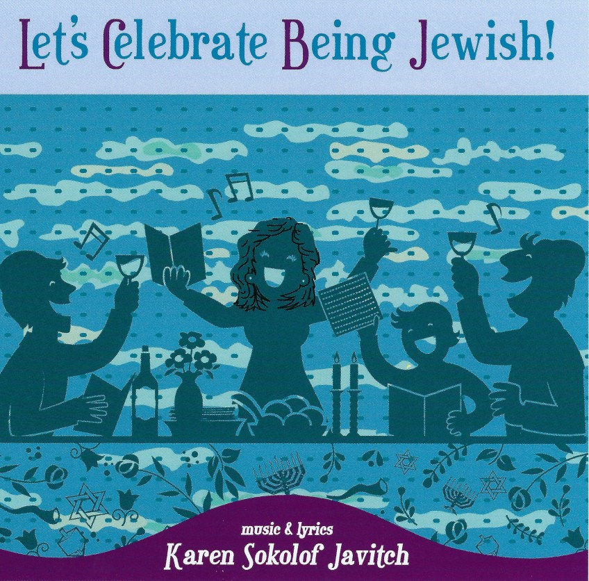 Let's Celebrate Being Jewish