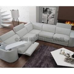 Corner Lounge Sofa Bed Recliner Camel Back Cover Milan