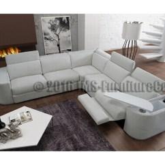 Corner Lounge Sofa Bed Recliner Basel Milan