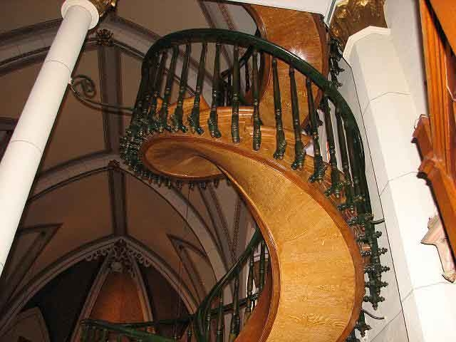 The Loretto Chapel Staircase Miracle | Spiral Staircase Loretto Chapel | St Joseph | Immaculate | Gothic | Dangerous | Medieval