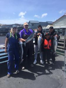 Fishing Trips - J&M Sport Fishing - Monterey Bay, Santa Cruz