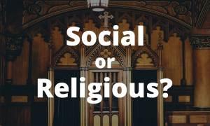 Social or religious