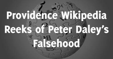 Providence Wikipedia article about Jung Myung Seok reeks of Peter Daley's Falsehoods