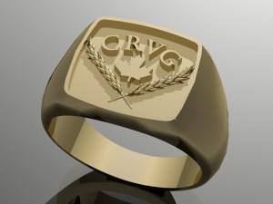 Commemorative Ring
