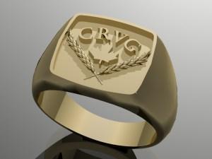 Commemorative Ring