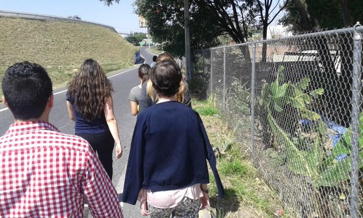 caminata periferico