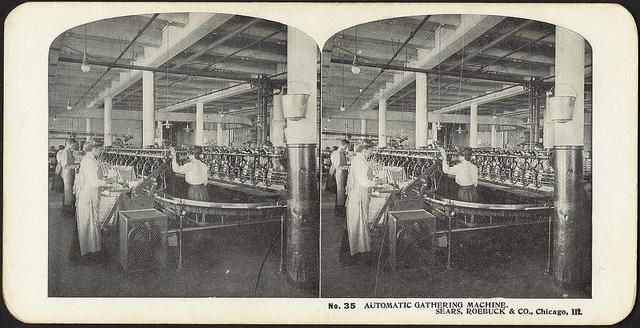 Una bella imprenta. CC BY 2.0: Boston Public Library