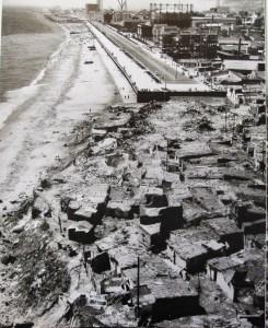 Barcelona en los cincuentas