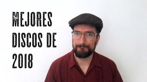 Mejores discos de 2018, según José Miguel Tomasena, de Observatorio de Booktube