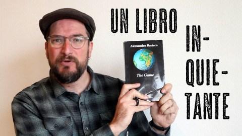 Baricco: The Game (videoreseña), por José Miguel Tomasena