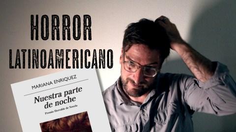 Nuestra Partr de Noche, de Mariana Enríquez. Videoreseña de José Miguel Tomasena