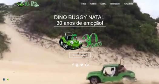 Novo site para a Dino Buggy