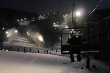 16. Go skiing or snowboarding at Massanutten