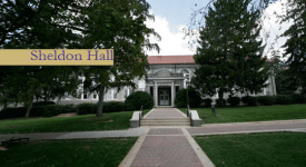 Sheldon Hall Built in 1923