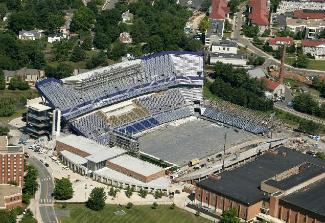 Bridgeforth Stadium Is All Grown Up Jmu Sports Blog