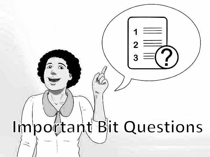 AP 10th Bits 2020 Important Questions (*All Subjects)
