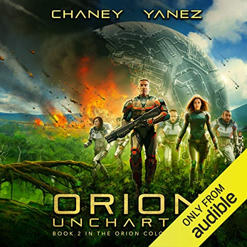Orion Uncharted Audiobook