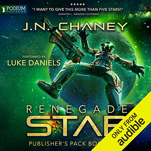 Renegade Star: Publisher's Pack 2