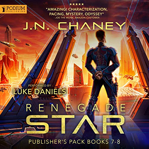 Renegade Star: Publisher's Pack 4