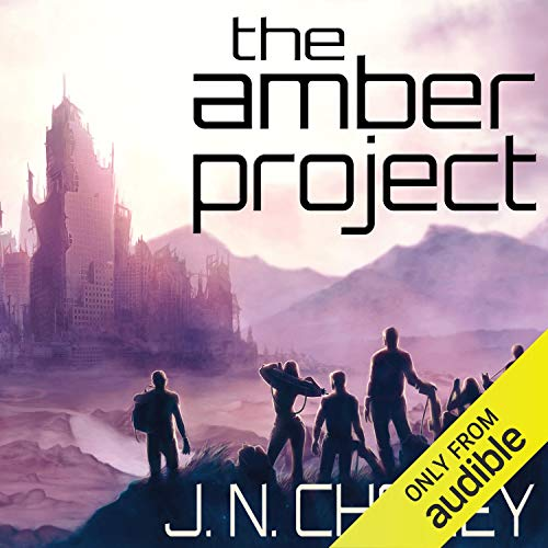 The Variant Saga Audiobook 1: The Amber Project