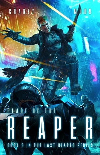 The Last Reaper Book 3: Blade of the Reaper